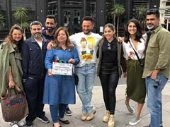 Saif Ali Khan And Alaia Furniturewalla's <i>Jawaani Jaaneman</i> Goes On Floors