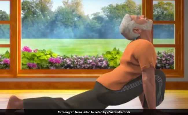 Yoga Day: 'Have You Made Surya Namaskar Part Of Routine?' - PM Tweets New Yoga Video