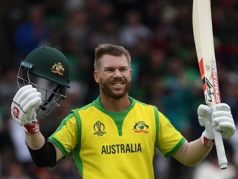 David Warner Century Against Bangladesh Sends Australia Top Of World Cup Table