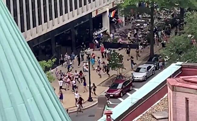 Indian-American Man With Gun Sparks Mass Stampede At US Gay Pride Parade