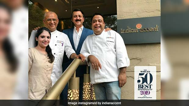 Indian Accent, Delhi Makes It To 60th Spot On 'The World's 50 Best Restaurants' 2019 List