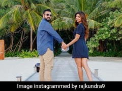 'You Are A Blessing': Shilpa Shetty's Birthday Made Special By Husband Raj Kundra