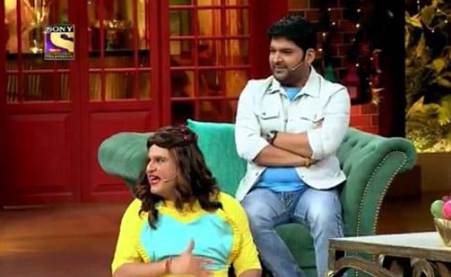 कीकू और कृष्णा के पीछे तलवार लेकर भागे कपिल शर्मा, शो छोड़ने पर यूं निकाला गुस्सा- देखें Video