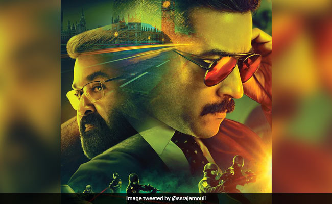 First Look: Mohanlal And Suriya In Bandobast, As Revealed By Rajamouli