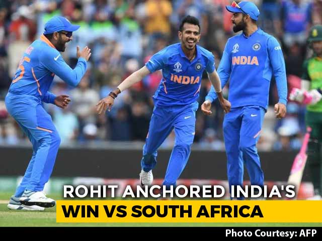 Analysing Indias Win Against South Africa