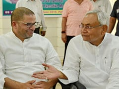 After Nitish Kumar's Amit Shah Swipe, Prashant Kishor's Stinging Reply
