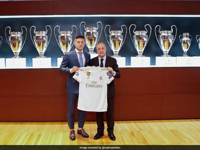 Football: Luka Jovic says I am the happiest footballer in the world