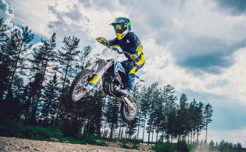 The EE5 is the first electric motorcycle from Swedish brand Husqvarna