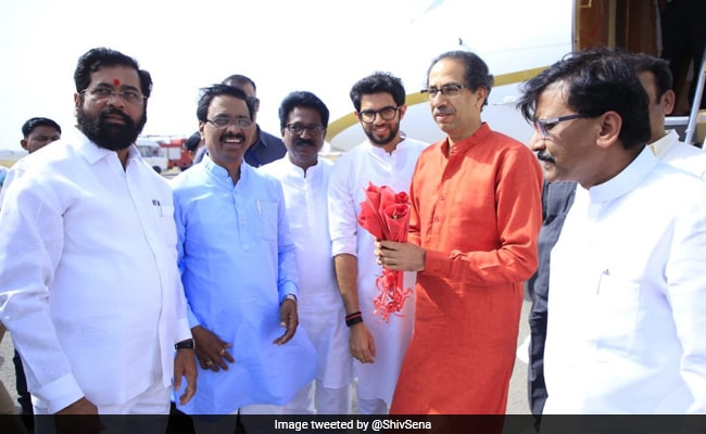 After Election Win, Shiv Sena Demands Ordinance For Ram Temple In Ayodhya