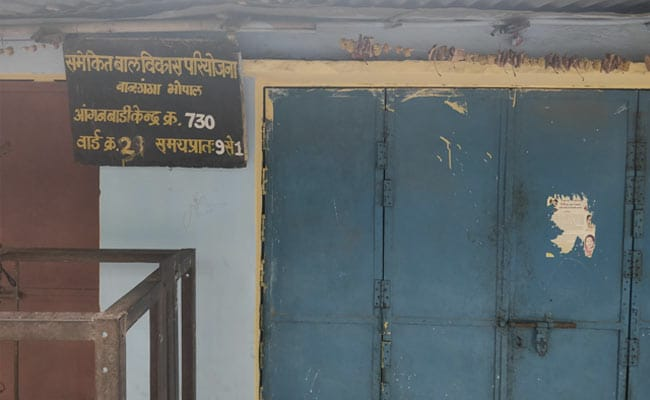 26,000 Anganwadi Centres May Be Shut In Madhya Pradesh Over Unpaid Rent