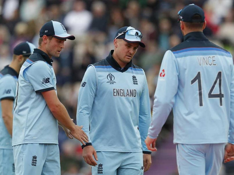 World Cup 2019: Jason Roy To Miss Next Two Games Due To Pulled Hamstring