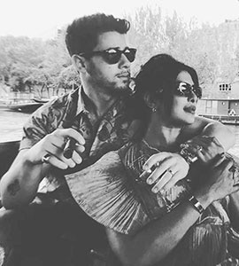 This Pic Of Priyanka And Nick Jonas Looks Straight Out Of A Fairy Tale