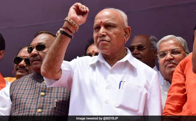 Karnataka bypoll results Live Updates: BJP wins 1 seat, leading in 11 as Congress accepts defeat
