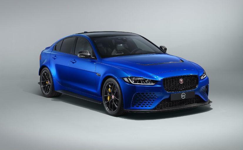 Jaguar XE SV Project 8 Touring Breaks Cover