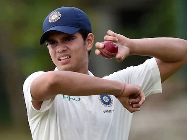 World Cup 2019: Arjun Tendulkar Helps England Batsmen Prepare For Australia Test