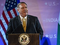 "US Will Help Japan And South Korea ""Find A Path Forward"": Mike Pompeo"