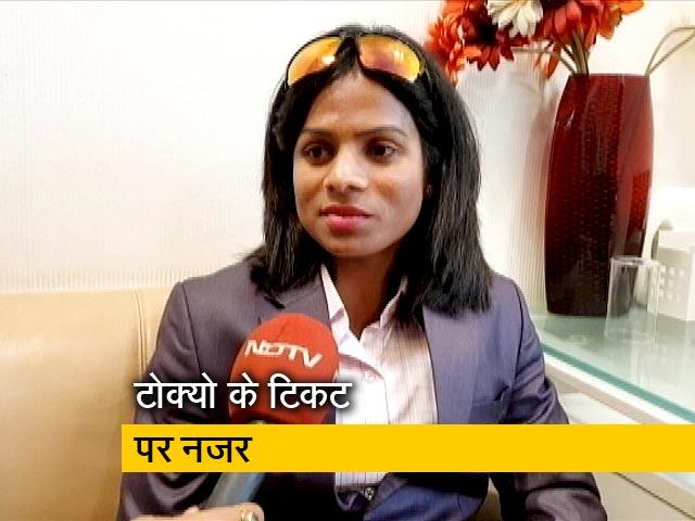 Videos : Exclusive: समलैंगिकता पर दुती चंद ने कहा- परिवार ने नहीं किया सपोर्ट