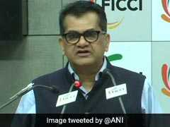 """Great Positivity About India, Its Story Has Just Begun"": NITI Aayog CEO Amitabh Kant"