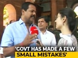 """Video : Bihar Lawmaker Admits To """"Small Mistakes"""" In Fight Against Encephalitis"""