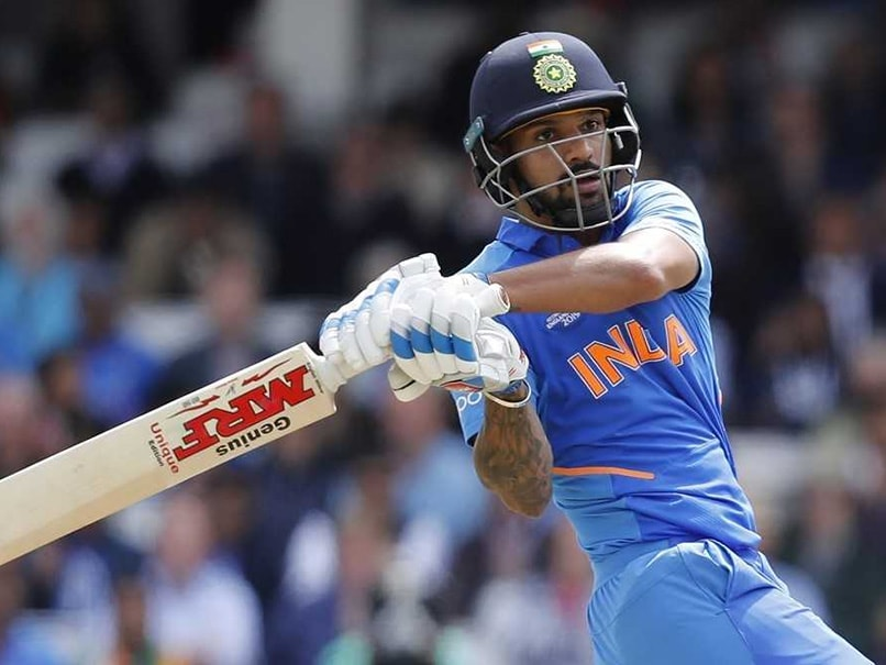PM Narendra Modi Sends Wishes For Speedy Recovery To Shikhar Dhawan