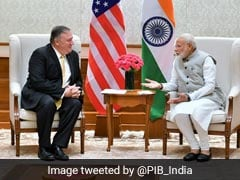 Mike Pompeo's India Visit Aimed At Deepening Strategic Relationship: US