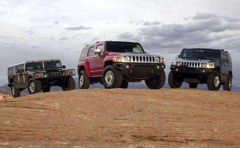 Gm To Consider Revival Of The Hummer Brand By Going Electric Ndtv