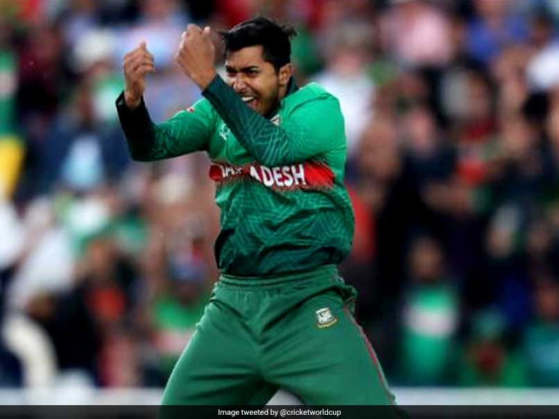 ICC Compares Bangladesh Star To Cristiano Ronaldo, Gets Trolled Instantly