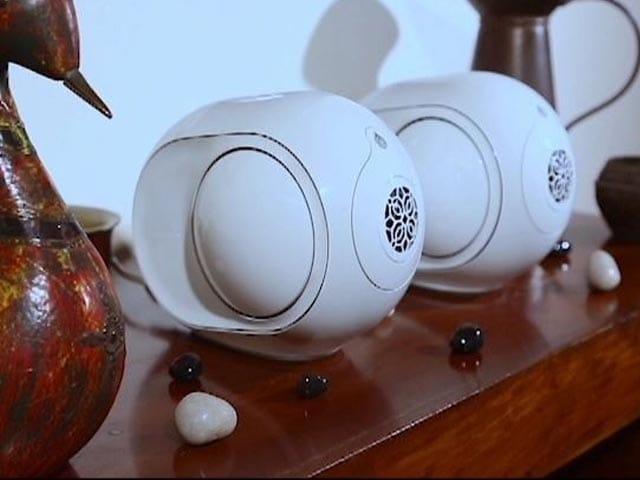 Video : A Speaker Which Screams Luxury