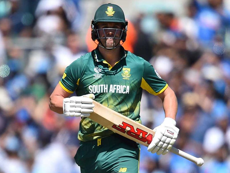 World Cup 2019: South African coach Gibson is upset with AB De Villiers
