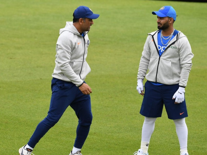 India Gear Up For Pakistan World Cup Clash As Rishabh Pant Joins Team In Manchester