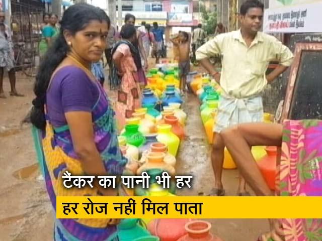 Video : रवीश कुमार का प्राइम टाइम : पानी के साथ खिलवाड़ की क़ीमत चुका रहा है चेन्नई