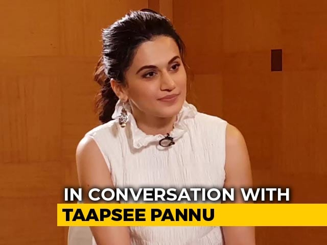 Would Choose A Comedy Film Over A Thriller: Taapsee Pannu