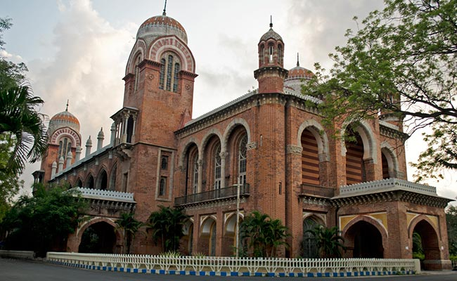 Madras University To Declare Result For Semester Exam Conducted In April
