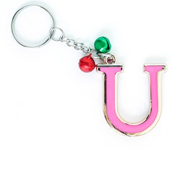7 Monogram Key Chains For A Pretty Personalised Touch
