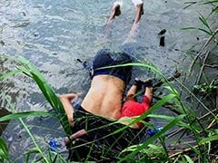 Photos Of Drowned Salvadoran Migrant, 2-Year-Old Daughter Spark Outrage