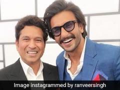 Ranveer Singh's Sunday With Sachin Tendulkar And OG Kapil's Devil Sunil Gavaskar