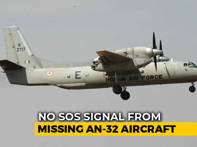 Video : Missing Air Force An-32 Had SOS Signal Unit That's 14 Years Obsolete