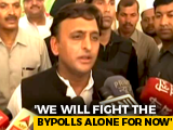 "Video : ""Science Student"" Akhilesh Yadav's Take On Failed Alliance With Mayawati"