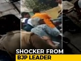 Video : Now, BJP Lawmaker's Son Threatens Cop With Transfer In Uttar Pradesh