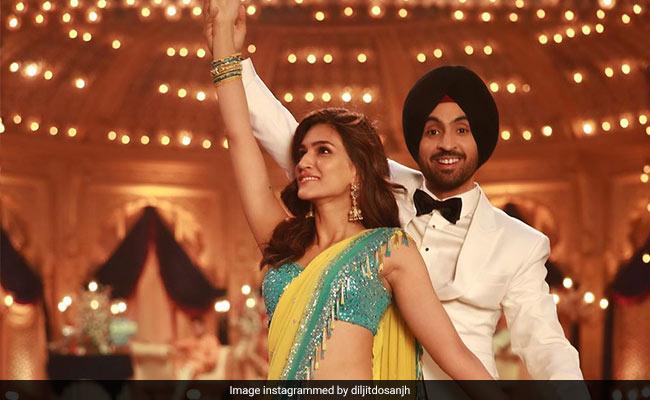 Arjun Patiala Movie Review: फिल्म इंडस्ट्री पर स्पूफ है दिलजीत दोसांझ और कृति सेनन की 'अर्जुन पटियाला'