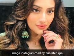 Nusrat Jahan Accepts Invitation For ISKCON '<i>Rath Yatra</i>' Inauguration
