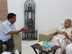Though My Rival, Sheila Dikshit Was Warm, Affectionate: Arvind Kejriwal