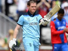 England vs Afghanistan Live Score, World Cup 2019: Eoin Morgan