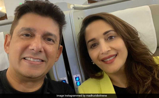 Madhuri Dixit Asks The Internet To Guess The Destination Of Her 'Hard Earned Vacation'