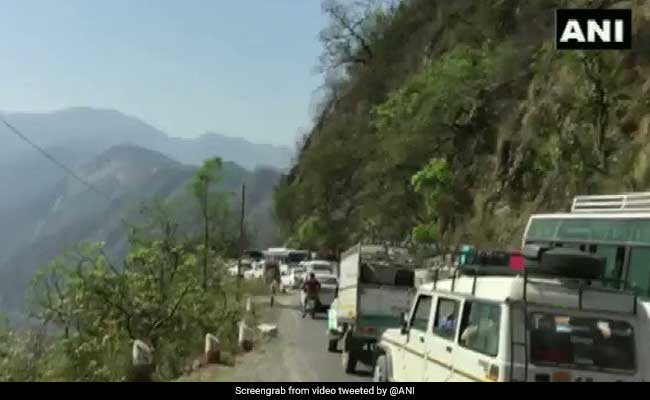 Pilgrims Rush Brings Traffic To Standstill In Uttarakhand