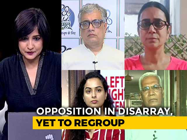 Video : Ahead Of Parliament Session, Opposition In Disarray?