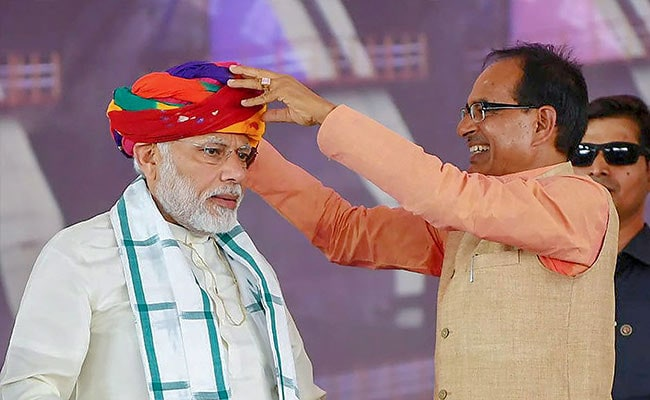 'Target Is To Form Government In Telangana In 2023,' Says Shivraj Chouhan