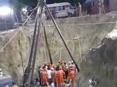 खेलते-खेलते 150 फुट गहरी बोरवेल में जा गिरा 2 साल का बच्चा, 109 घंटे बाद निकाला गया, लेकिन हो गई मौत