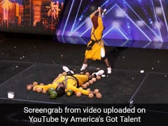 Bir Khalsa's Act On '<i>America's Got Talent</i>' Is As Scary As It's Impressive