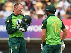 New Zealand vs South Africa Live Score, World Cup 2019: World Cup Live: Rassie Van Der Dussen Powers South Africa To 241/6